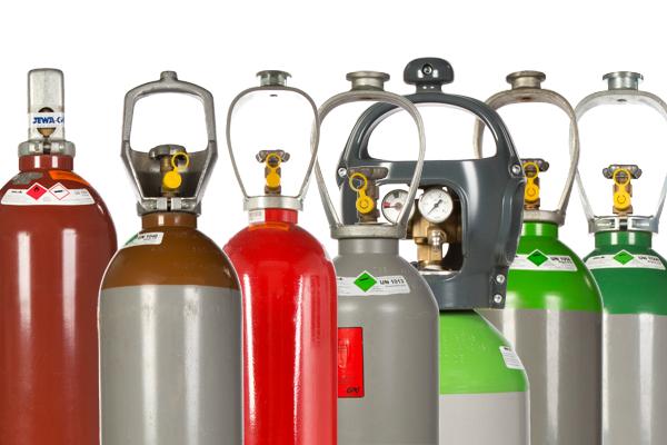 Kleur bekennen: industriële gassen en hun kleurcode