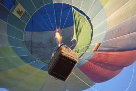 Propaan algemeen speciale toepassing ballonvaart
