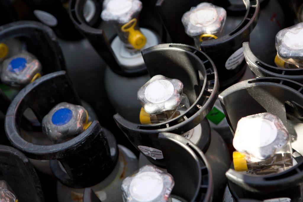 Kranenwijzer: aansluitingen voor technische en industriële gassen