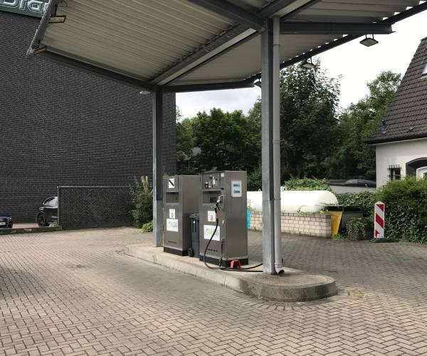 Treibgas für PKW Autogas