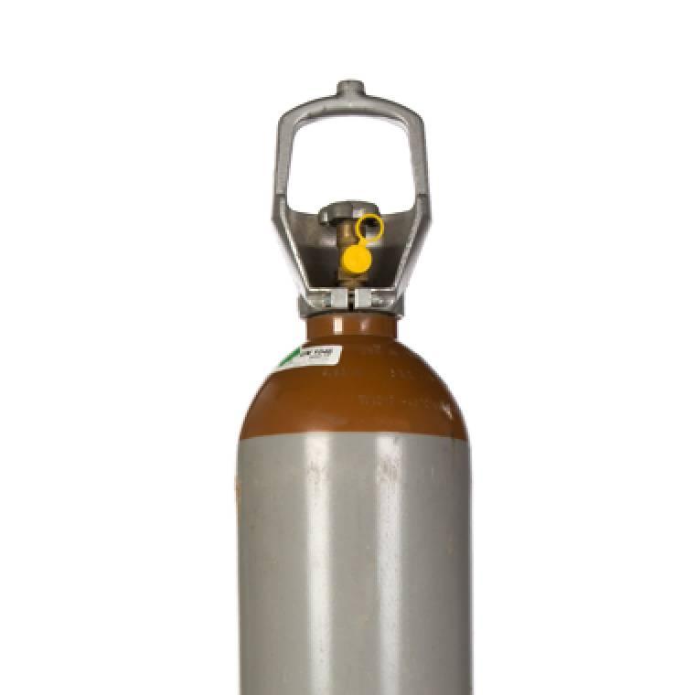 Special FX met industriële gassen: helium
