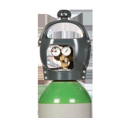 4 voordelen van een gascilinder met een geïntegreerd reduceerventiel